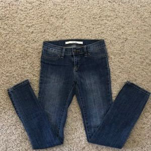 Joe's women's blue skinny jeans size 25